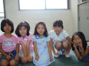 LE summer school 1st Aug 06