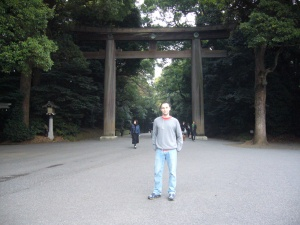 Meiji Shrine 002