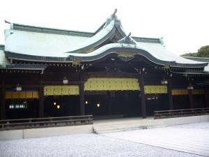 Meiji Shrine 007
