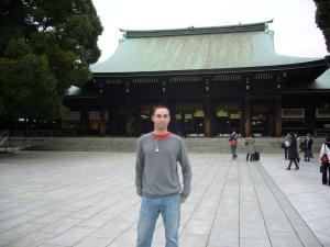 Meiji Shrine 017