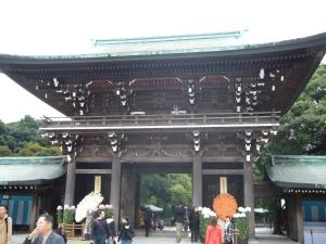 Meiji Shrine 020