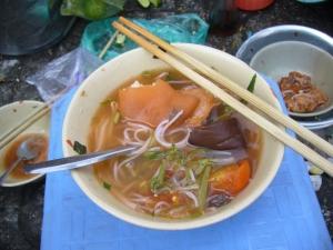 1st vietnamese meal