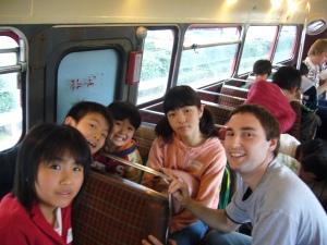 Tokyo Big Red Bus Tour Mar '07 012