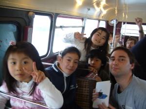 Tokyo Big Red Bus Tour Mar '07 027