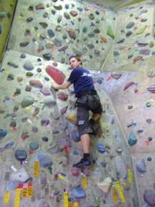 Indoor Climbing Apr '07 003