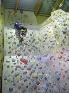 Indoor Climbing Apr '07 004