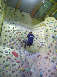 Indoor Climbing Apr '07 006