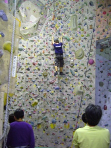 Indoor Climbing Apr '07 013