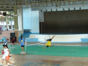 Football Volleyball in Puerto Princesa