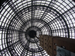 Melbourne Central Roof
