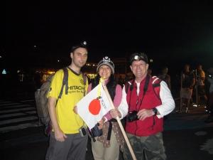 MountFujiClimb July '07 001