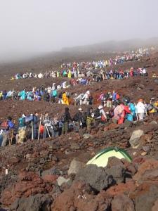 MountFujiClimb July '07 045