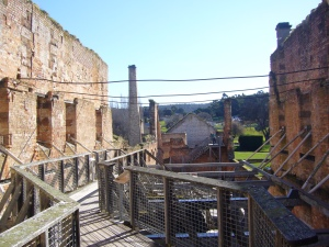 Penitentiary at Port Arthur
