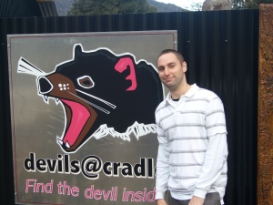 Tasmanian Devil Park
