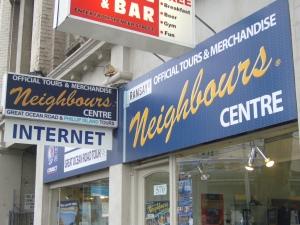 The 'Neighbours' centre