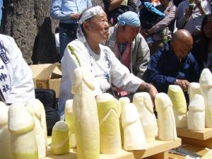 Kanamara Matsuri, Apr '08 001
