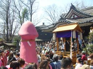 Kanamara Matsuri, Apr '08 004