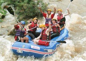 Phang Nga Rafting