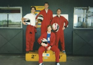 Riverside Karting 20 May '98