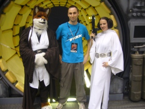 Star Wars Celebration Japan, July '08 110