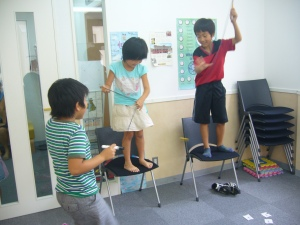 Matsudo Summer School 1 Aug 08 002