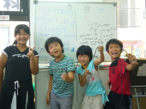 Matsudo Summer School 1 Aug 08 003
