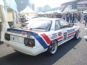 MotorSportJapan2008Expo 002