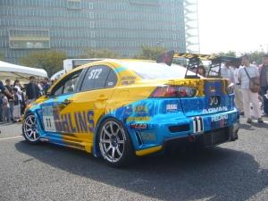 MotorSportJapan2008Expo 008