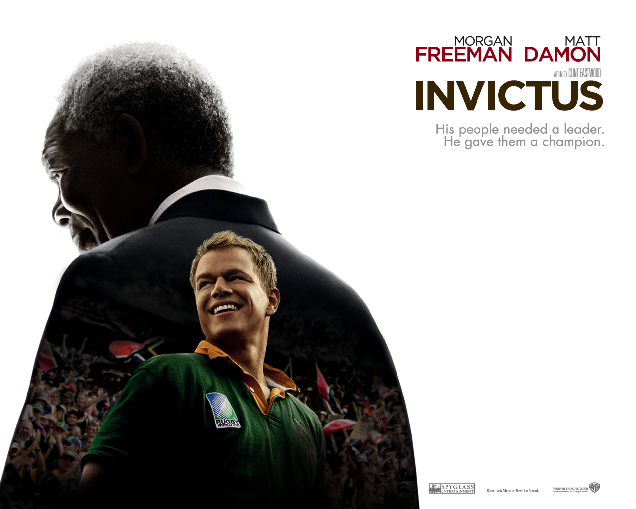 Image result for Invictus (2009)