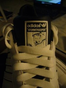 Adidas Stormtrooper Trainers