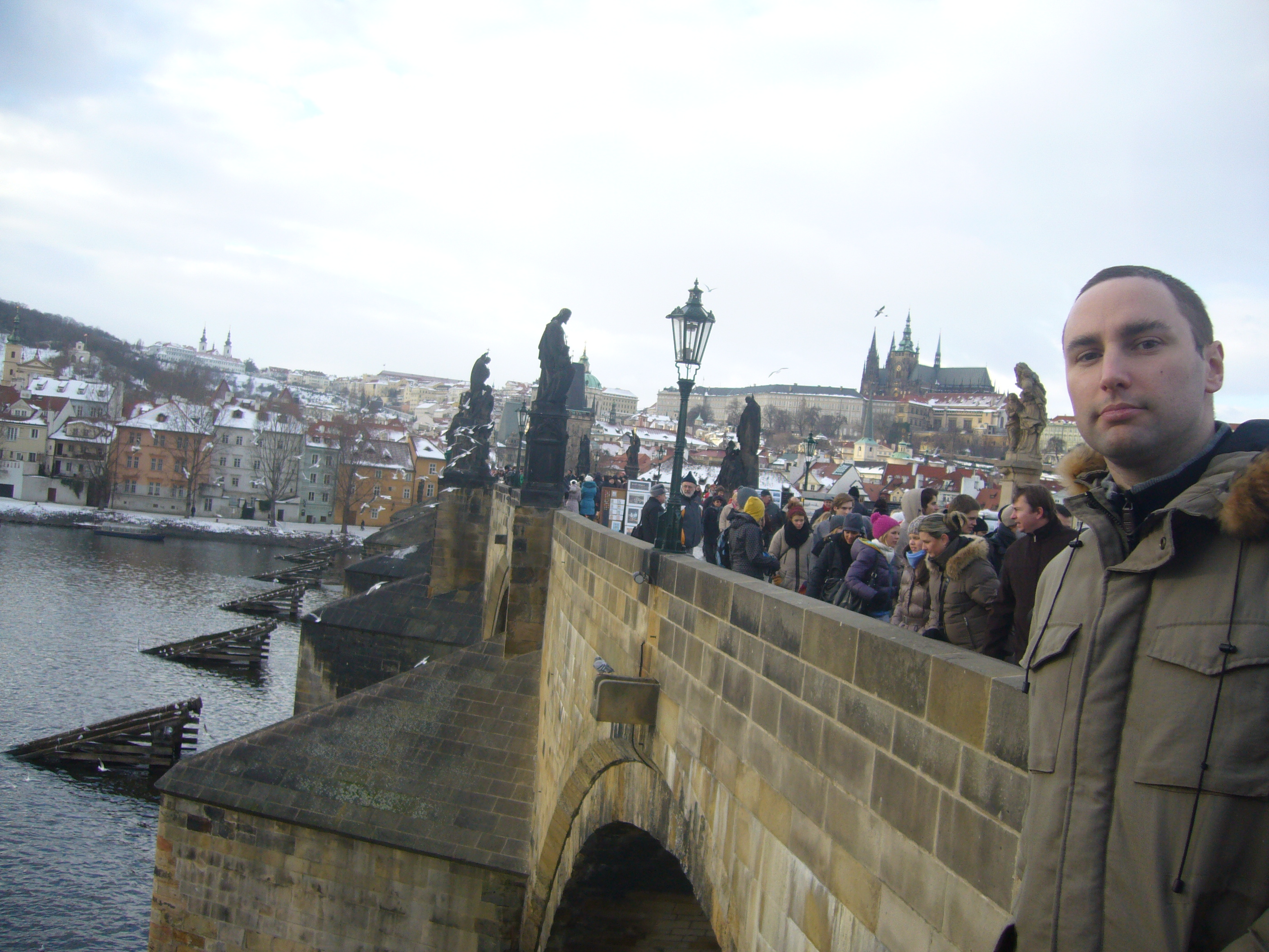 Prague Filming Locations Mission Impossible 1996