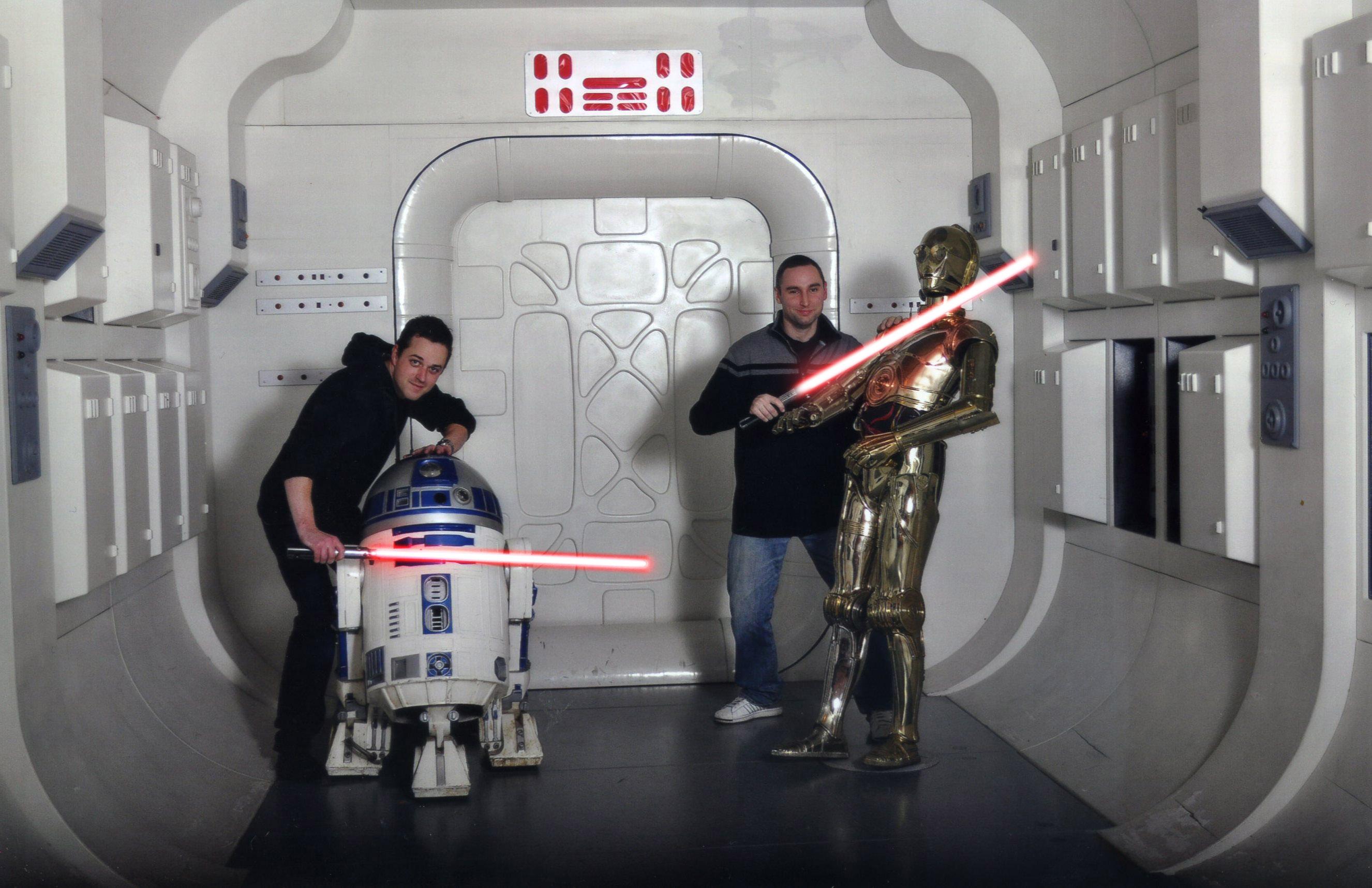 Star Wars Set Beyond The Movies
