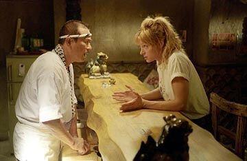 Review Films Set In Japan Kill Bill Vol 1 2003