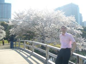 Hamarikyu Gardens Apr 2011 174