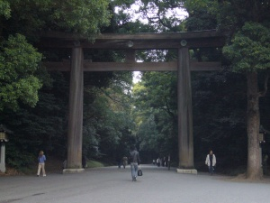 Meiji Shrine 001