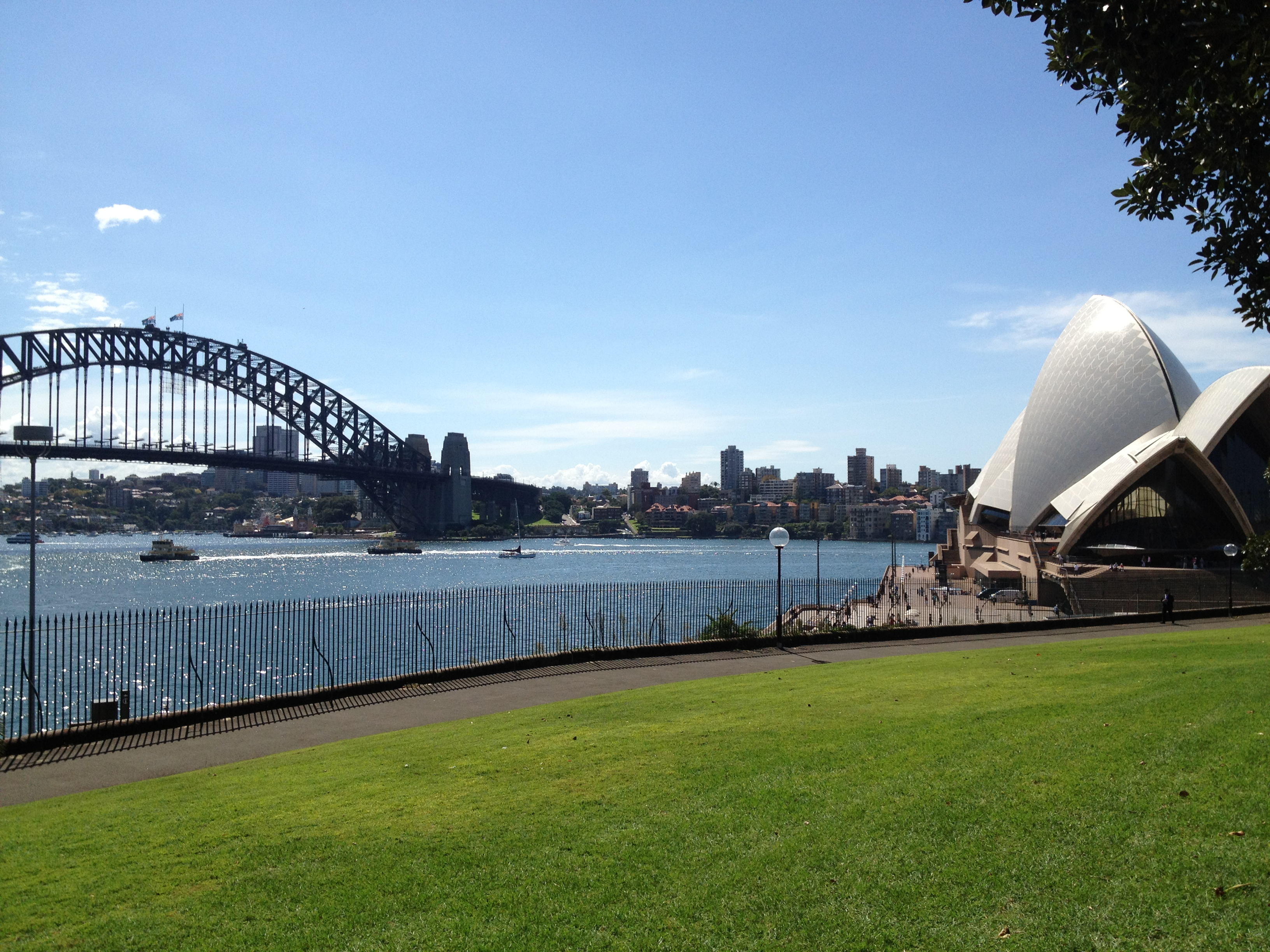 Sydney Filming Locations: Mission Impossible II (2000