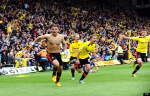 Soccer - npower Football League Championship - Play Off - Semi Final - Second Leg - Watford v Leicester City - Vicarage Road