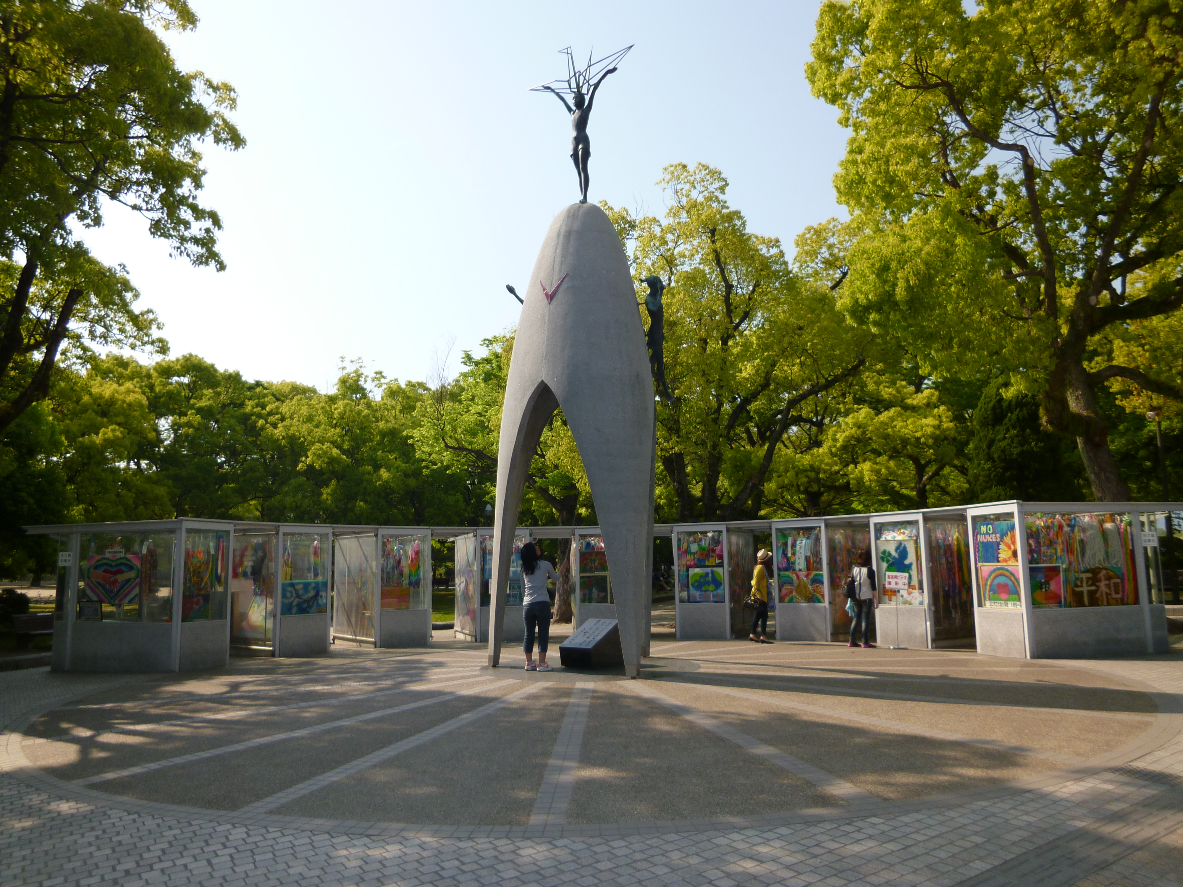 a museum dedicated to the lives lost in hiroshima The navy museum acknowledges what many historians have long known: it was only with the entry of the soviet union's red army into the war two days after the bombing of hiroshima that the .