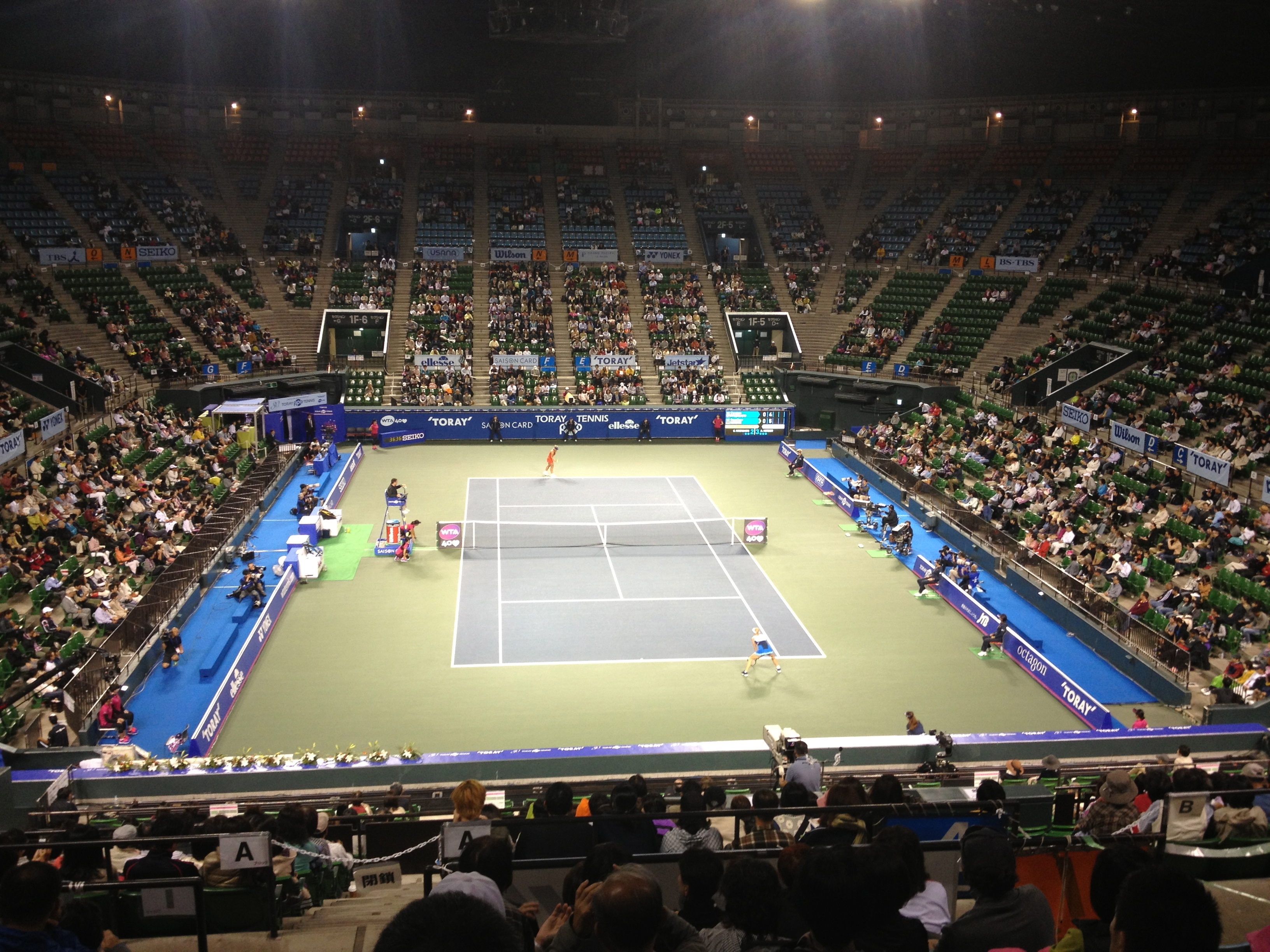 tokyo toray pan pacific open 2013 tennis tournament. Black Bedroom Furniture Sets. Home Design Ideas