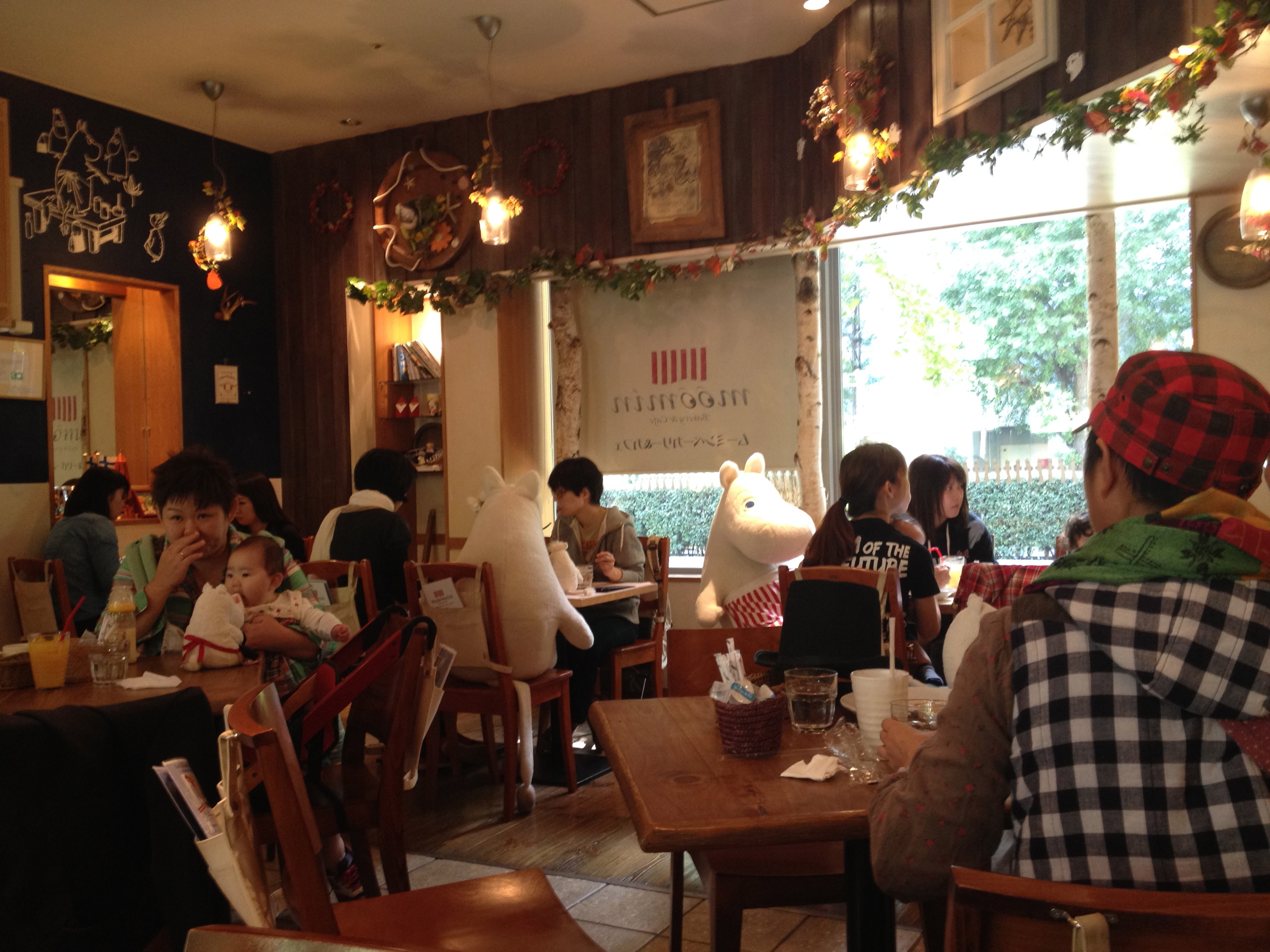 Dining Out: Moomin Bakery & Cafe (Finland) | Tokyo Fox (東京狐)