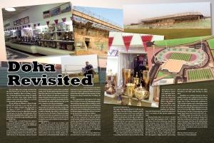 JSoccer#15 Doha Revisited