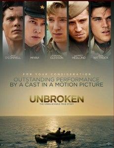 Unbroken Poster